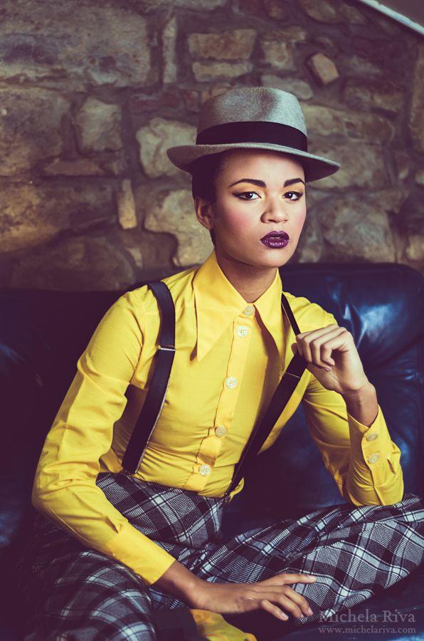 Rude Girl 5 by Michela-Riva.deviantart.com on @DeviantArt ...