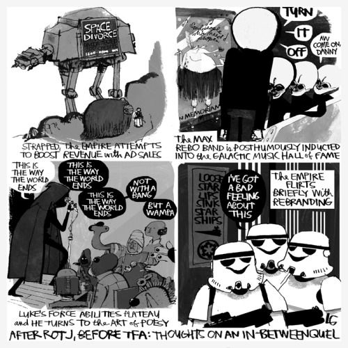 neilaglet:  Star Wars Thoughts