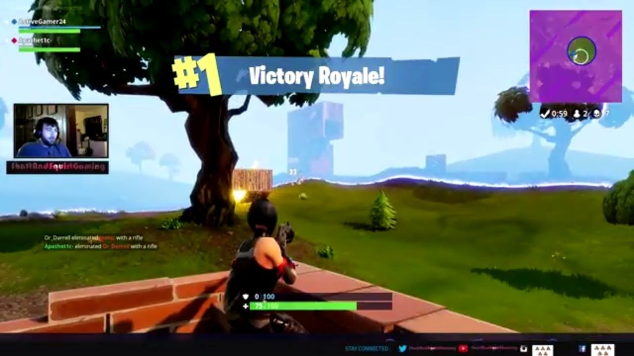 Fortnite Duo Win Best On Ps4 Fortnite Enjoyment Victorious