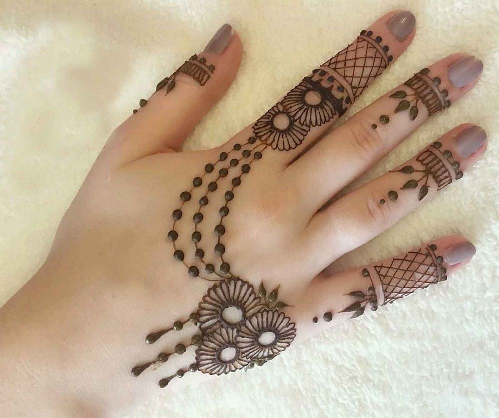 Latest mehndi designs 2016 2017 top 47 mehndi styles - Top 10 Eid Mehndi Designs 2017 To Make Your Hands Prettier