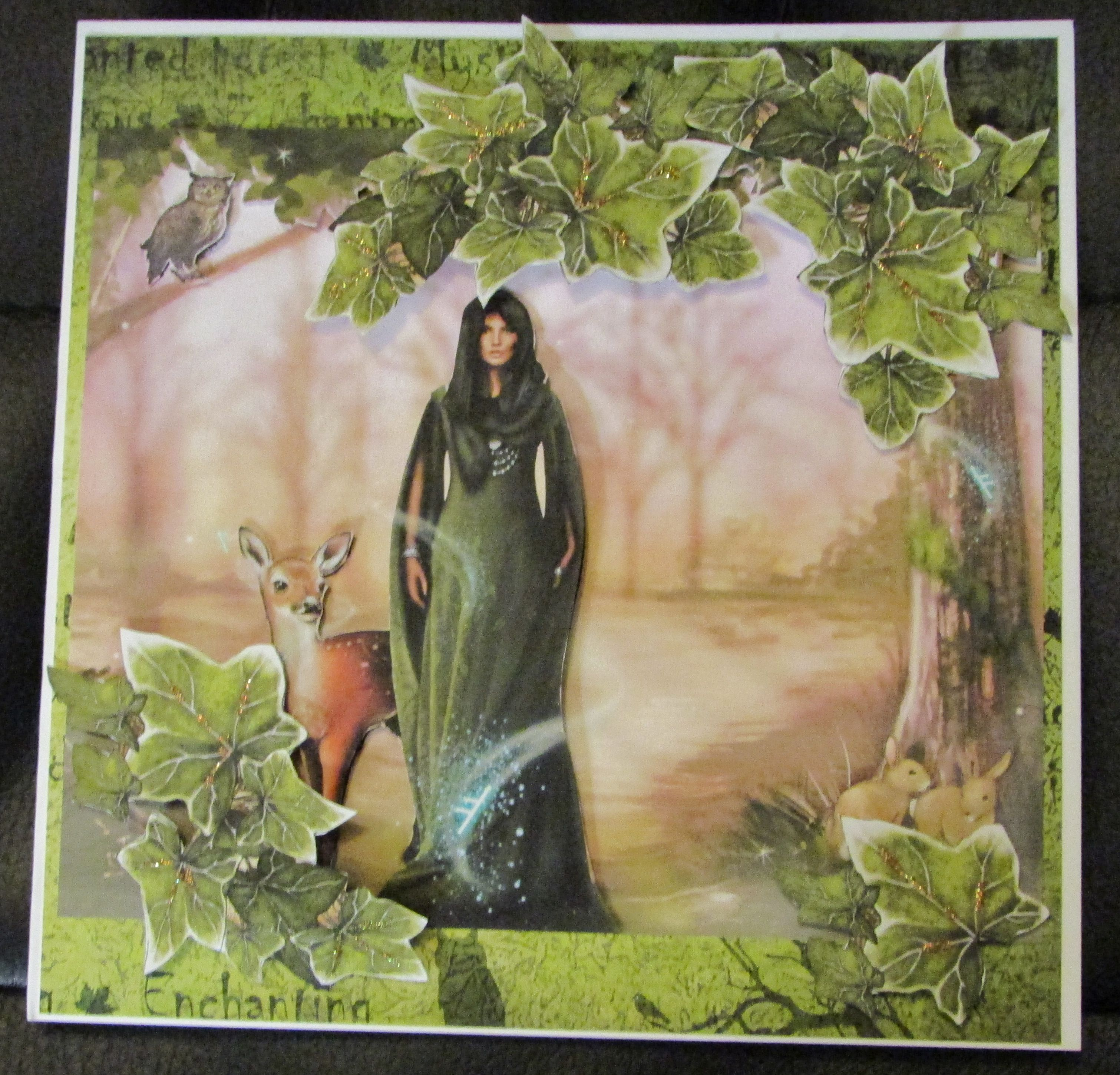 images taken from Enchanted Forest Debbi Moore cd