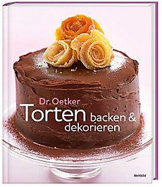 Dr oetker torten verzieren