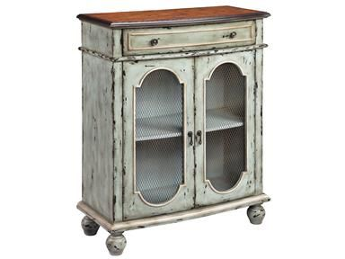 Shop For Stein World Andria Cabinet, And Other Living Room Cabinets At Outer  Banks Furniture In Nags Head, NC A Layered Hand Painted Finish Enhances  This ...