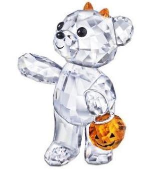 Buy Swarovski Crystal 2011 Halloween Kris Bear by Furniture&Decor Sale