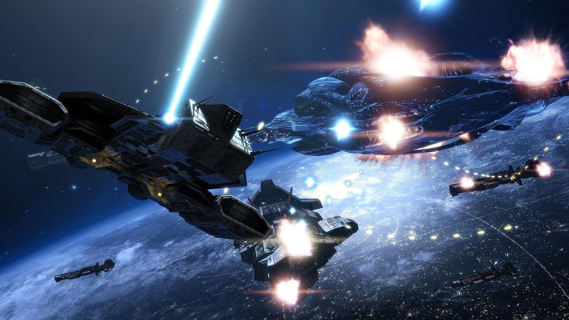 Asgard ONeill Class Battleship by Petrel   Stargate