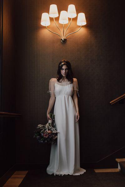 Bohème Rock by David Purves 2017  des robes de mariée urbaines et modernes