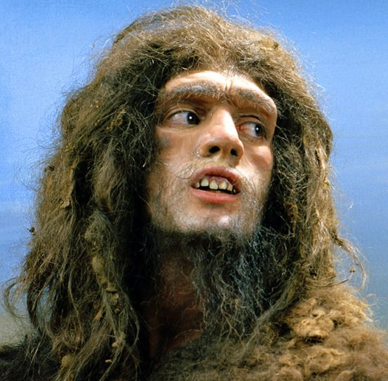 caveman guy by Morris Costumes |Caveman Costume Hair