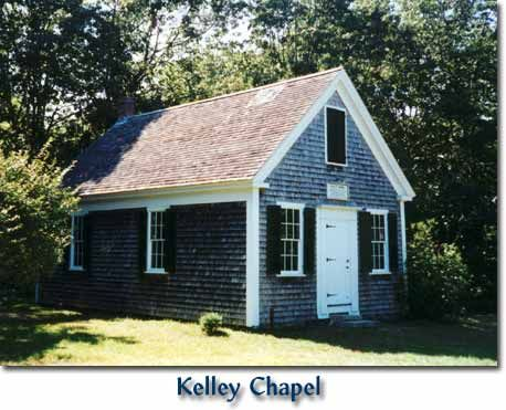 Kelley Chapel At The Historical Society Of Yarmouth Botanical Trails Yarmouthport Ma Behind Post Office Autumn Activities Yarmouth Chapel