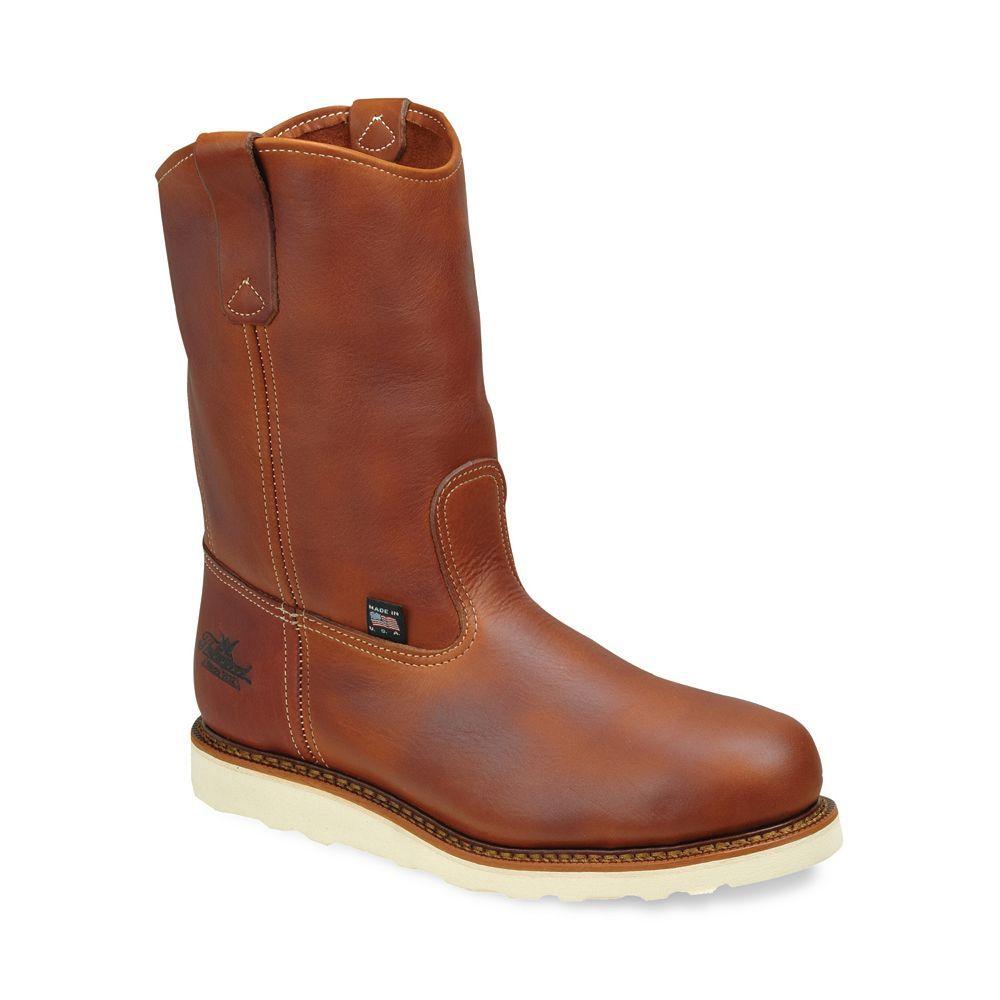 ac081f874c6 Thorogood American Heritage Wellington Men's Cowboy Work Boots ...
