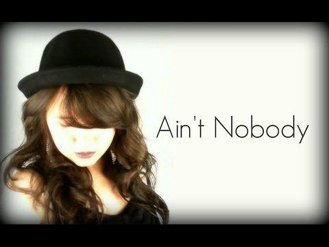 Ain't Nobody - Rufus & Chaka Khan By Brooklyn-Rose