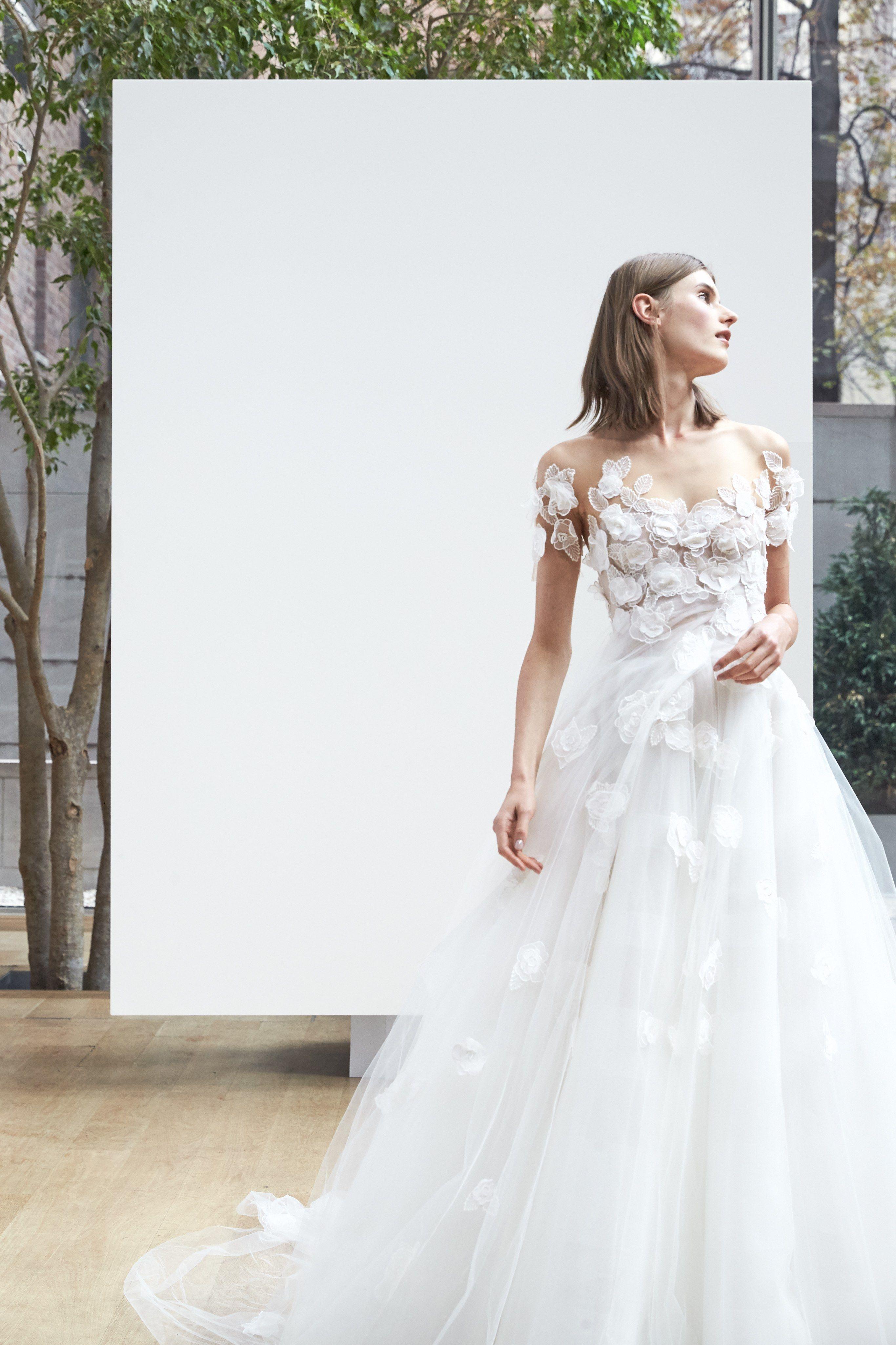 Oscar de la renta wedding dresses u accesories pinterest