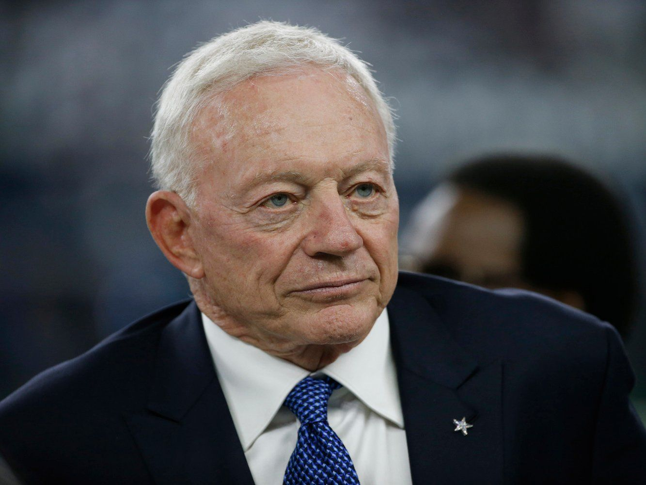 Jerry Jones is reportedly holding up a contract extension