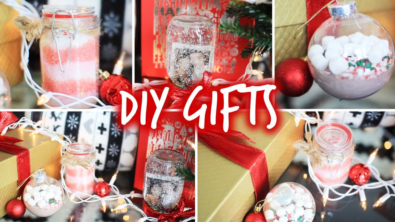 Easy diy christmas gifts for friends family u boyfriends gifts