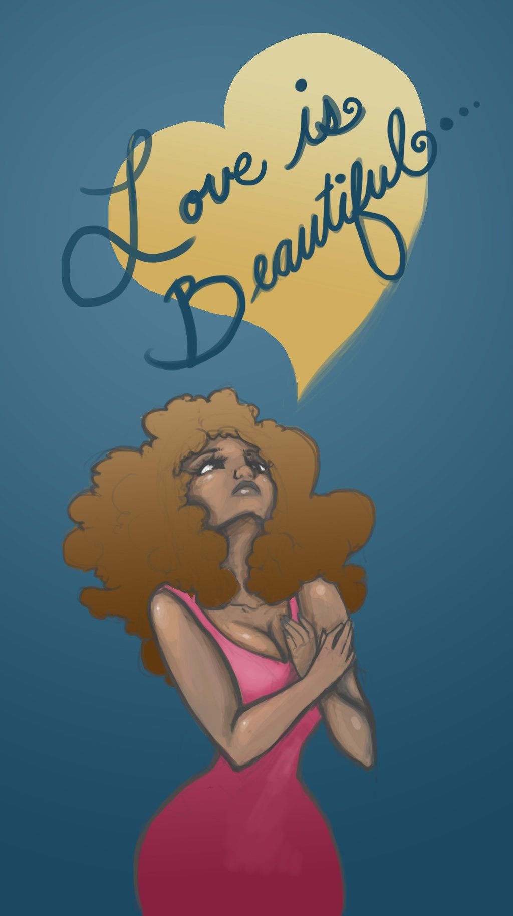 Love Is... by AmbyRebel.deviantart.com on @deviantART
