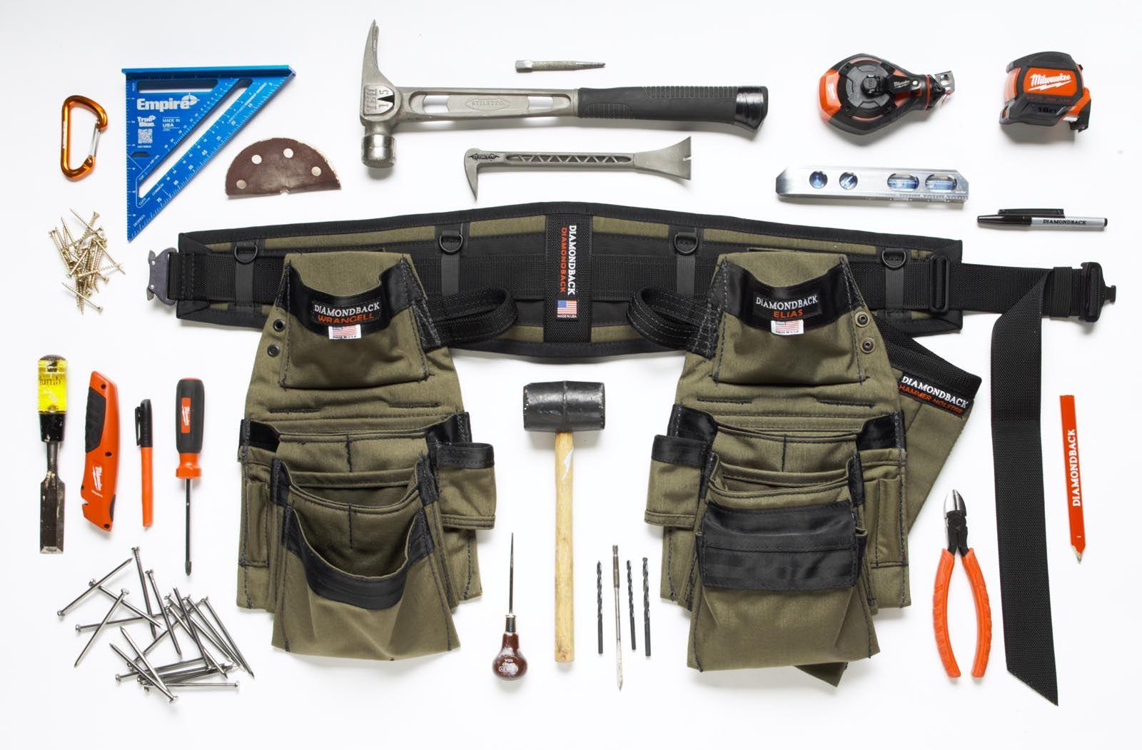 Denali Ultimate Framer in 2020 Best tool belt, Tool