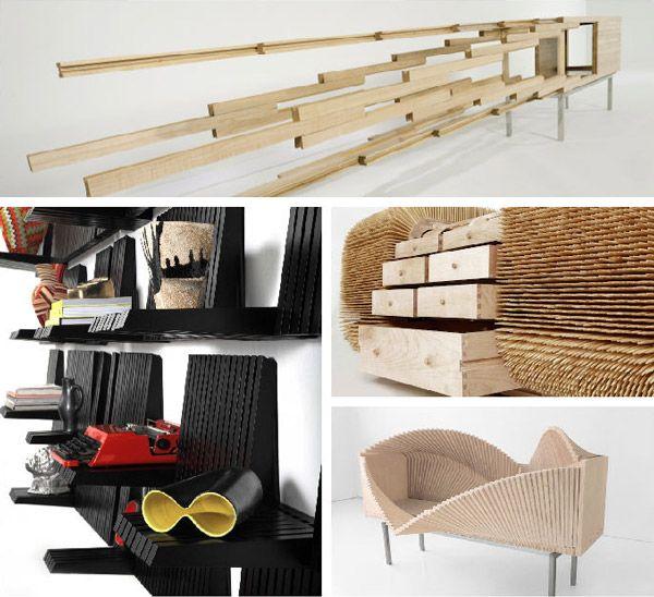 Great Stunning Transformable Furniture By Sebastian Errazuriz