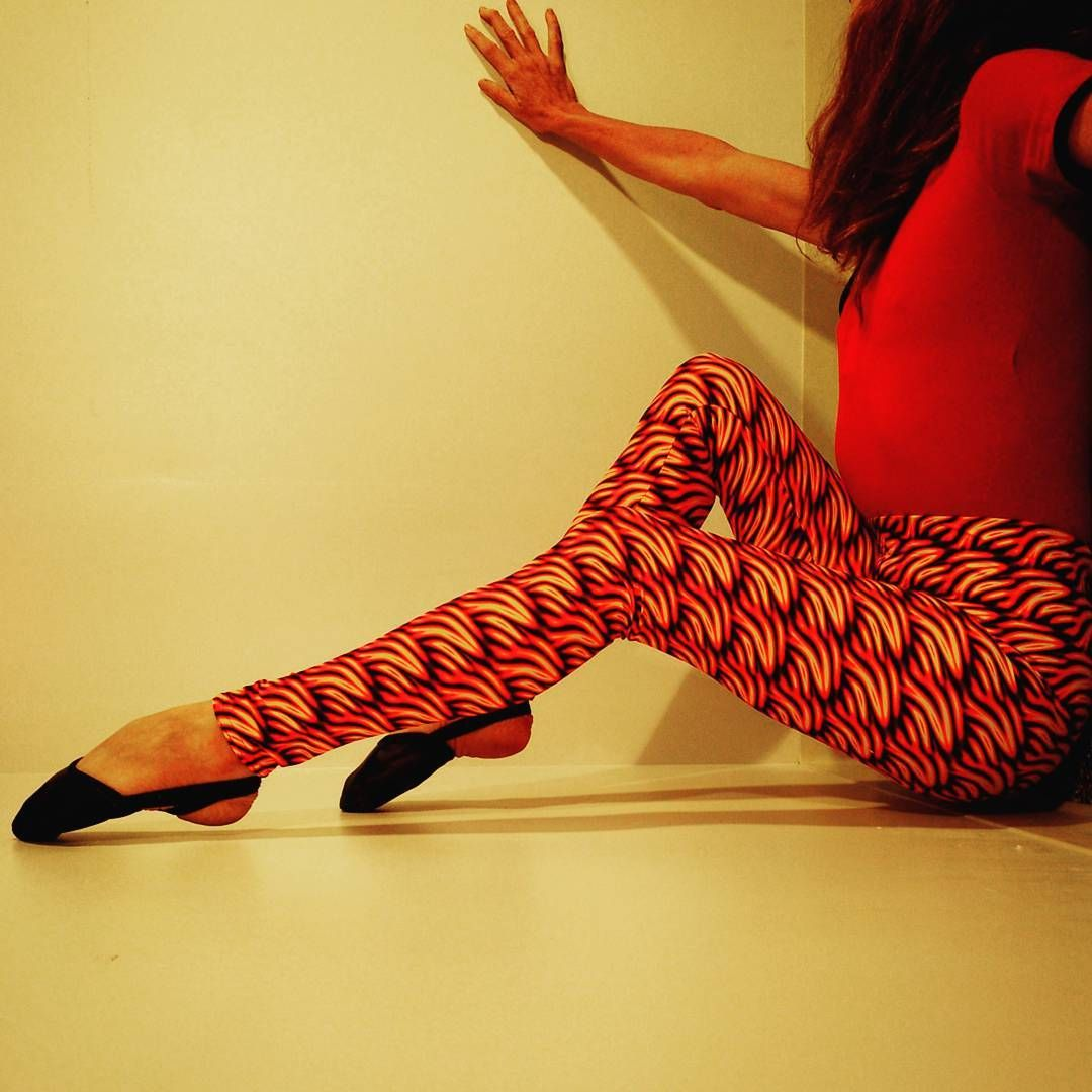 Amber Fire leggings design...  ballet  yogainspiration  dance ... e8a06beb1951