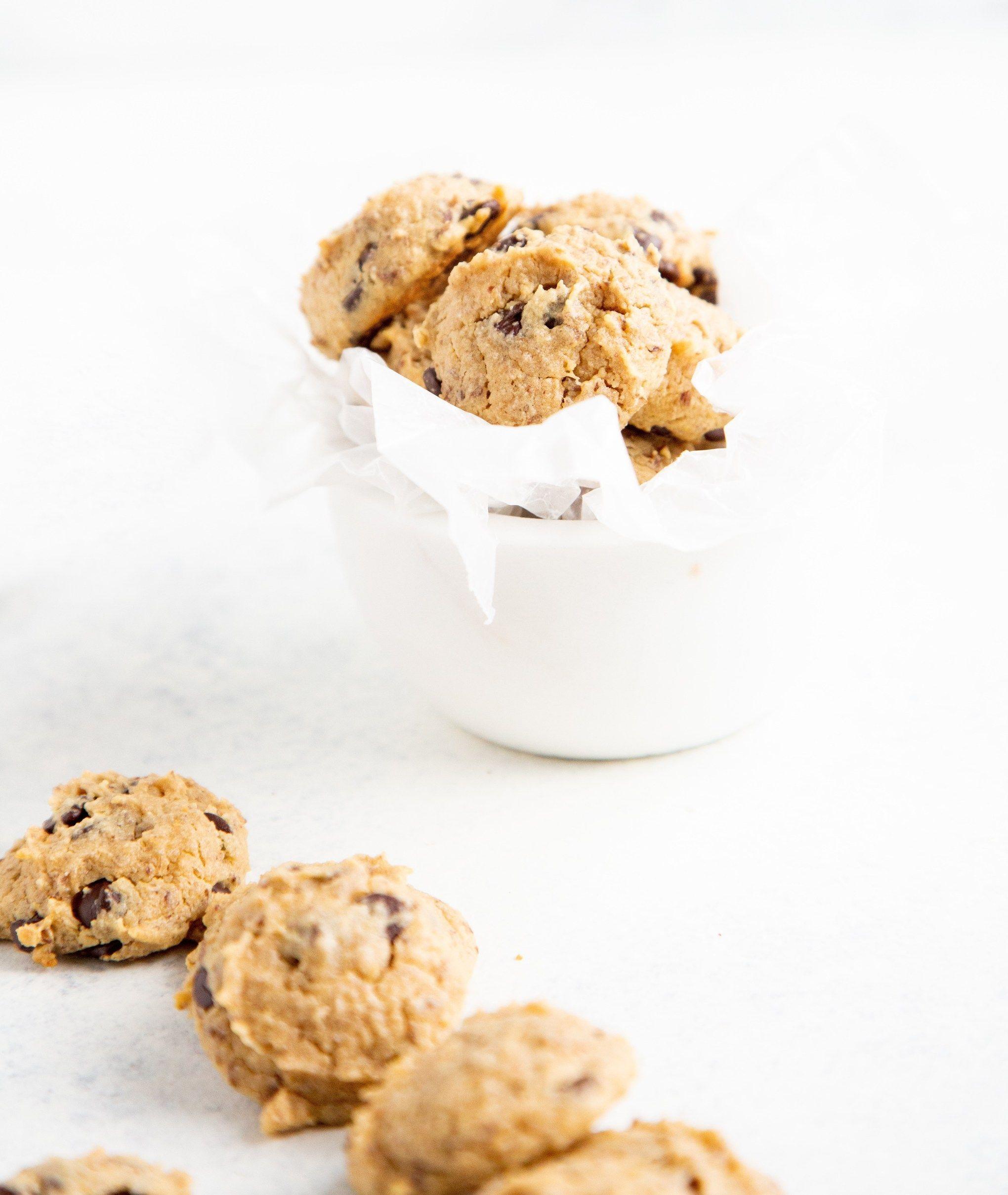 Grain Free Vegan Chocolate Chip Cookies Recipe Grain Free Chocolate Chip Cookies Vegan Chocolate Chip Cookies Chocolate Chip Cookies
