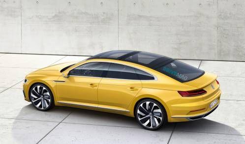 Volkswagen Arteon Reportedly In Line For Shooting Brake Version Volkswagen Cc Volkswagen Volkswagen Passat Cc