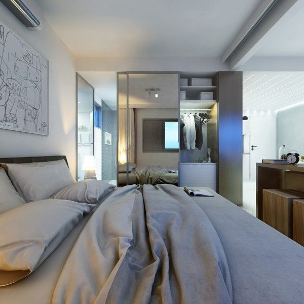 2 super small apartments under 30 square meters 325 square feet includes