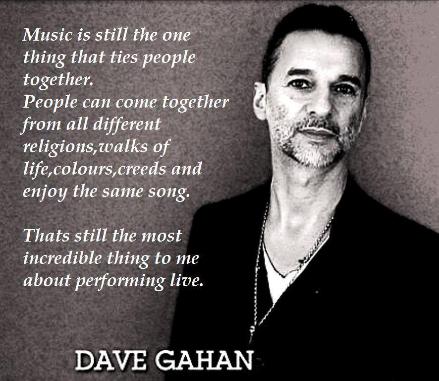 dave gahan idézetek Pin by Julie Figgat on Depeche Mode | Dave gahan, Depeche mode