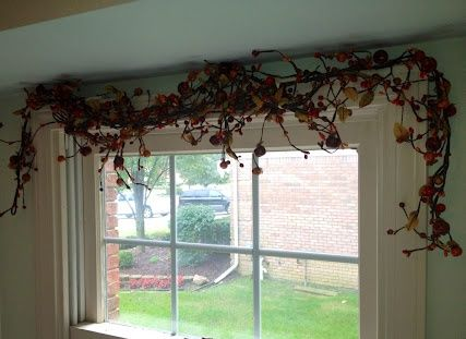 Simple Window Treatments For Living Room Valance Ideas