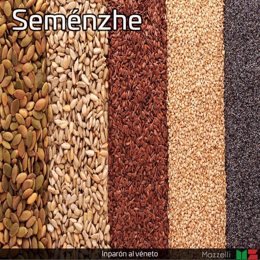 Inparonveneto Chipilo Semenzhe Semillas Comestibles Alimentos Semillas