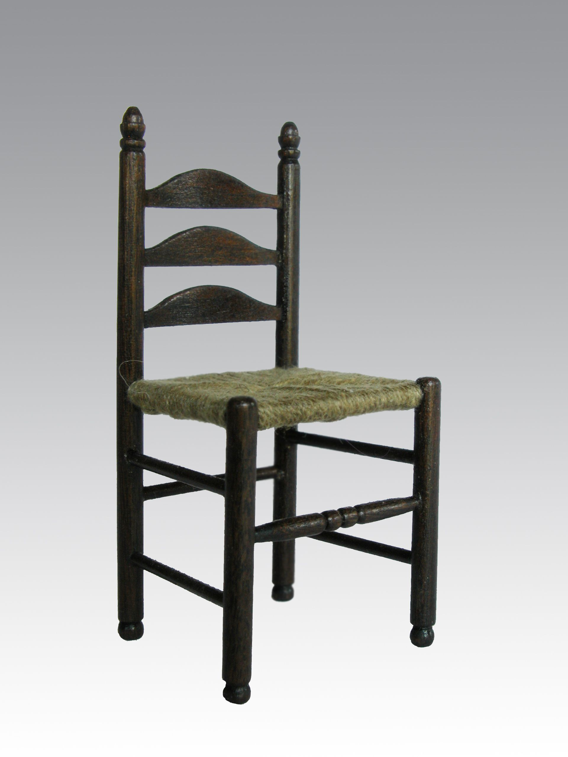 Rush Seat Chair By Malcolm S Miniatures Www