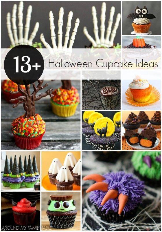 Halloween Cupcake Ideas Cupcakes  Muffins Pinterest Halloween - cupcake decorating for halloween