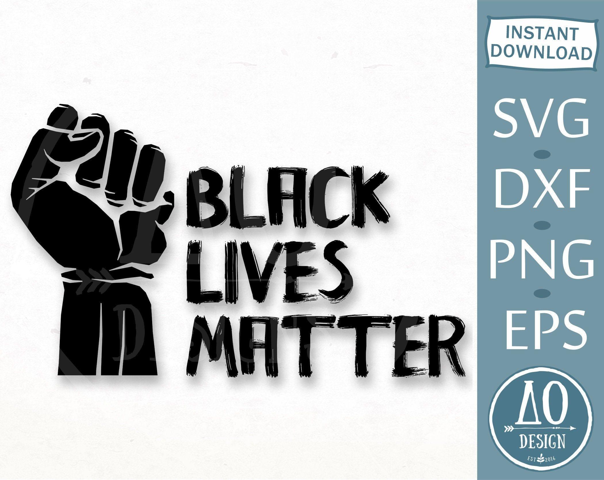 Pin on Black Lives Matter SVG