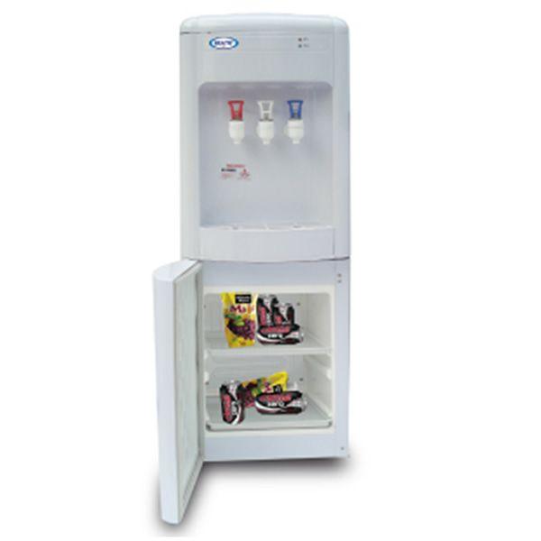 Dispenser de Agua Ilumi con Friobar para agua de Red