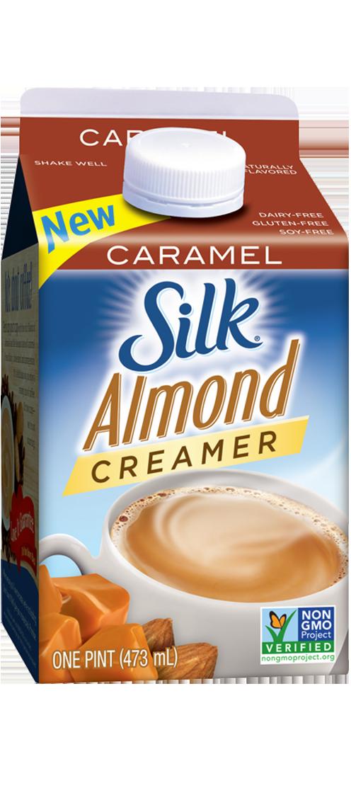 Dark Chocolate Almondmilk Almond creamer, Almond, Dairy
