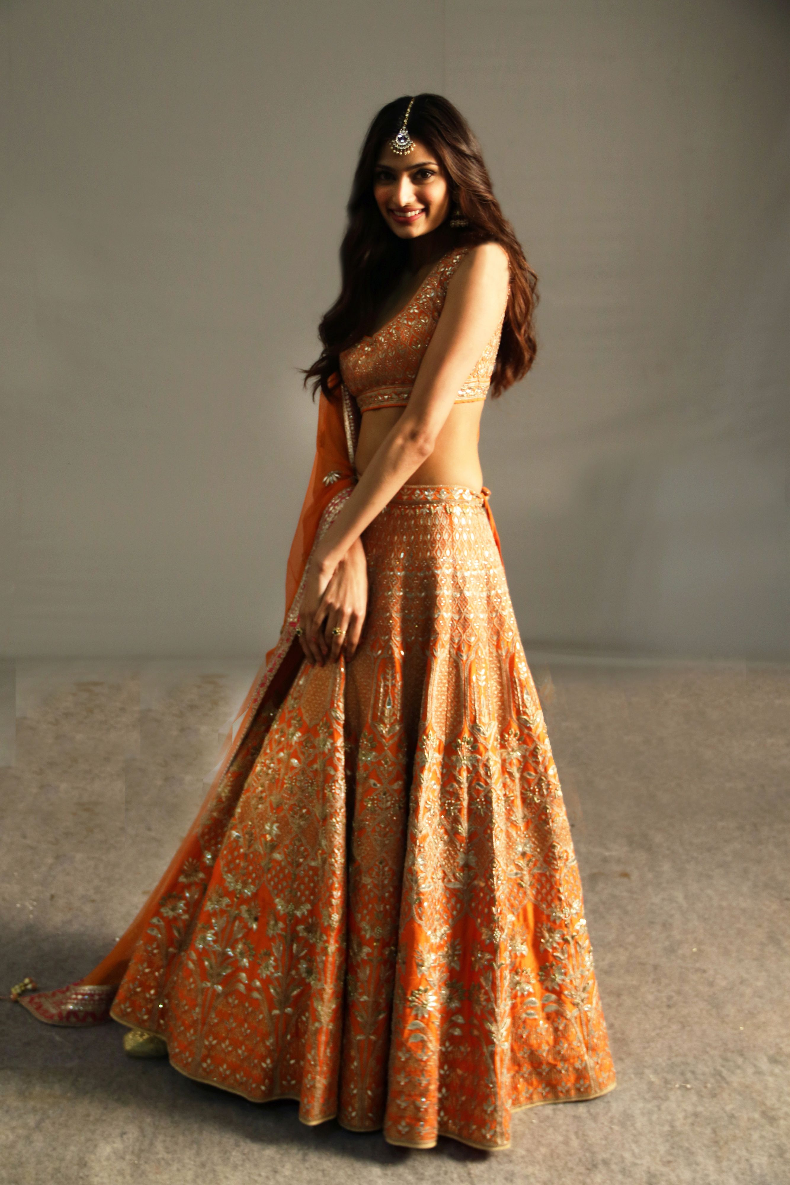 Dress to wear at a wedding  Pin by ANITA DONGRE on Celebrities in Anita Dongre  Pinterest