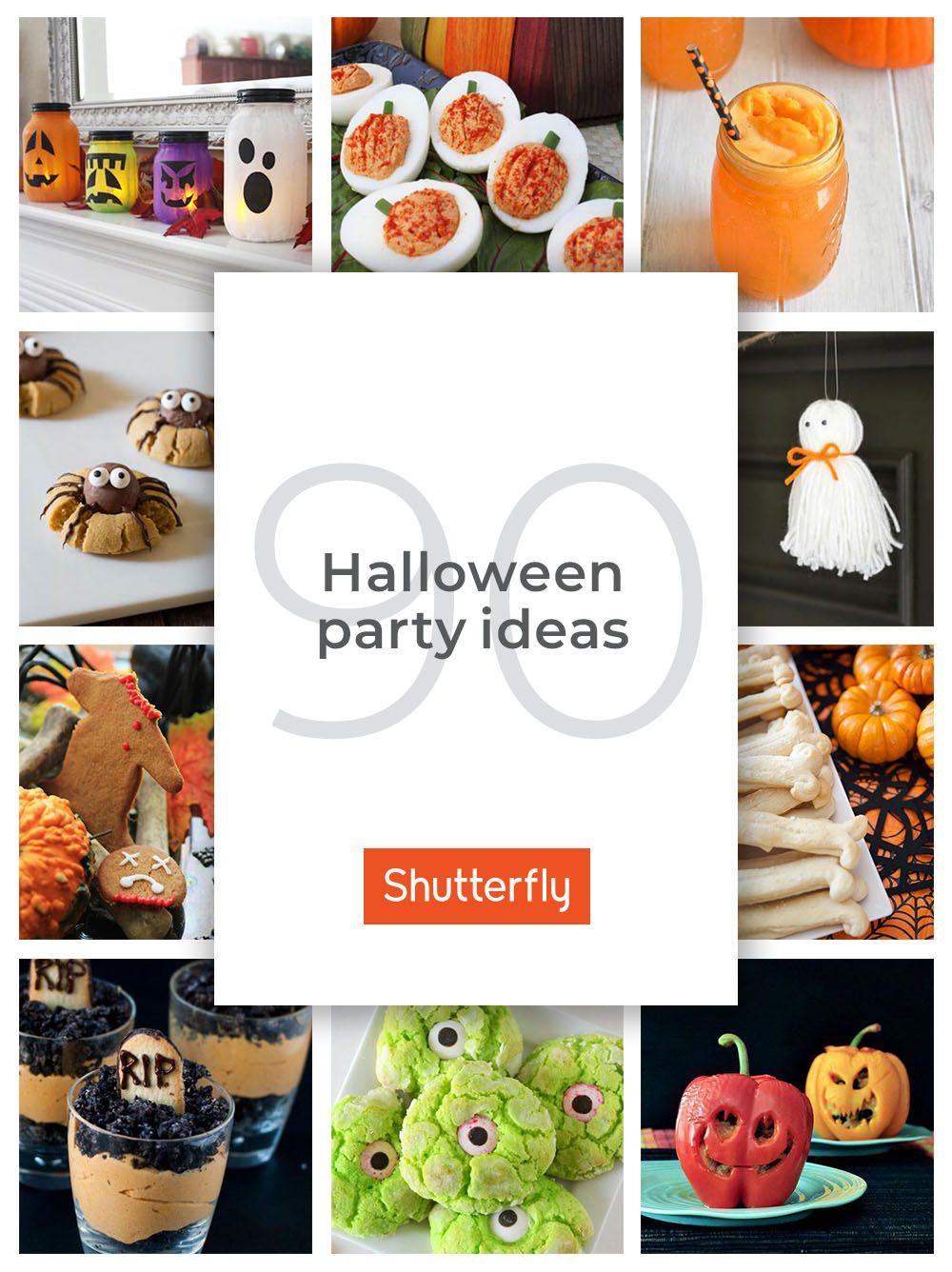 How To Make A Halloween Party Fun.90 Fun Halloween Party Ideas Shutterfly Halloween Party Fun Halloween Party Halloween Party Craft