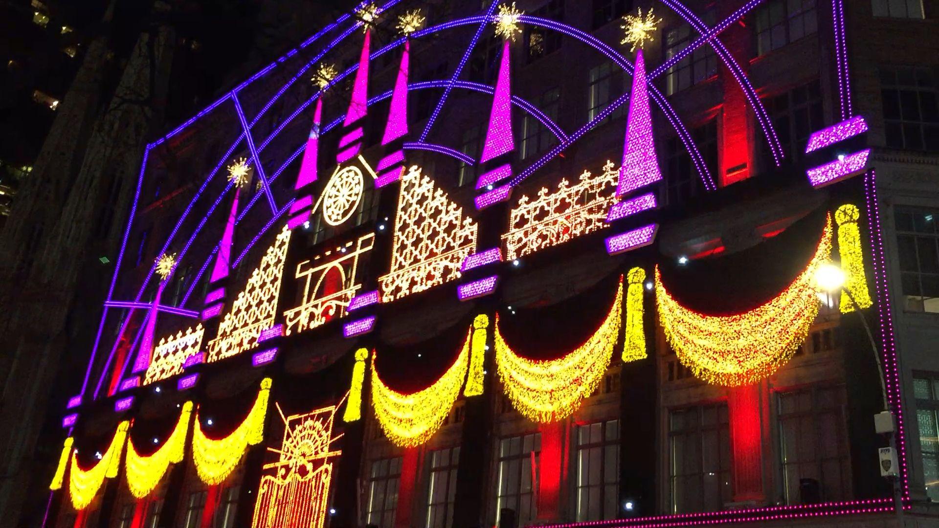 #Christmas #newyorkcity #lights #blogmas #christmasinnewyork #videos #videoshow