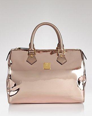 cfcef76bbe97 mcm... patent leather  mirabellabeauty  handbag  metallic