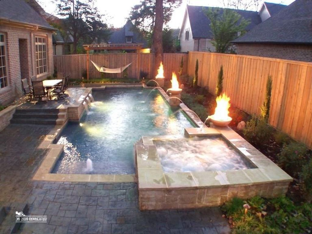 Nice 35 Cozy Swimming Pool Design Ideas For Your Home ...