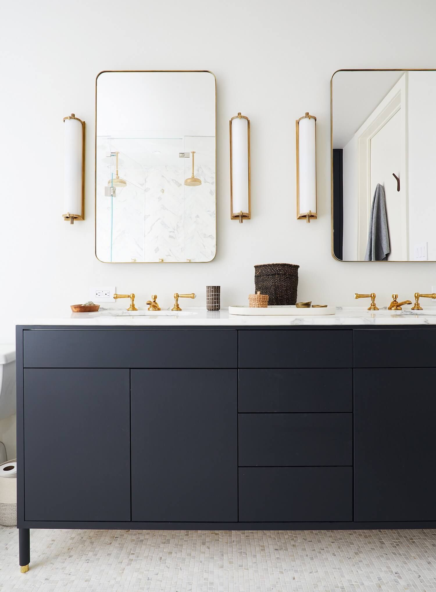 Bathroom Tribeca Loft By Sheep Stone And Frances Mildred Architects Est Living