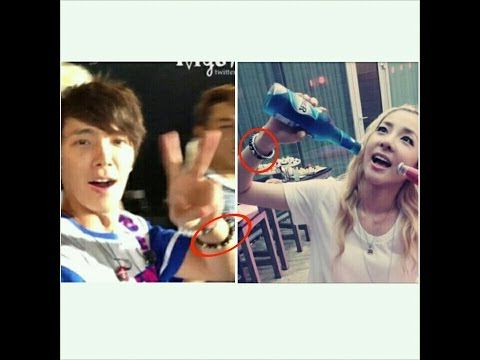 Donghae and dara dating who