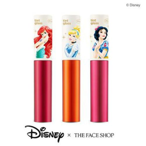 The Face Shop Tint Glass Disney Princess Edition The Face Shop