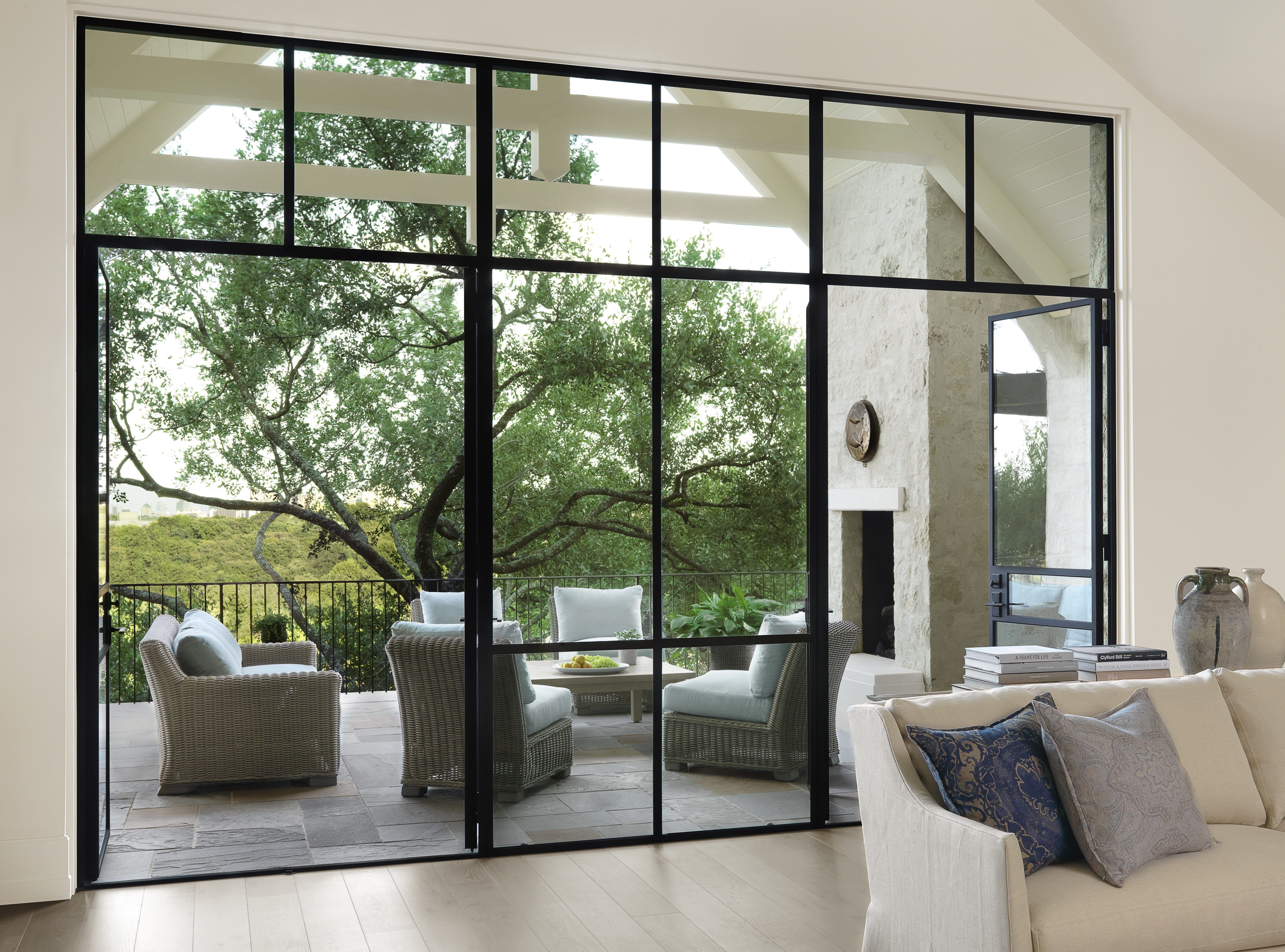 French Doors Side Lites Arched Transoms Rehme Steel Windows Doors French Doors Interior Steel Doors And Windows Window Design