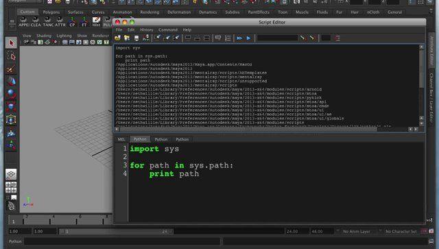 The basics of using python scripts in Maya (p2) -  pyc files