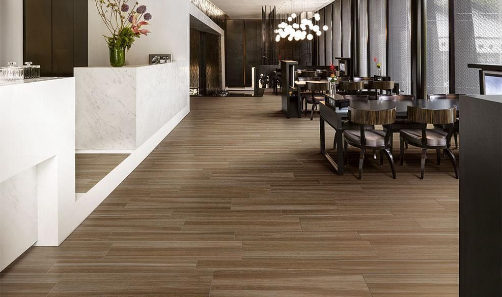 """Discount Glass Tile Store - Marazzi Harmony - 6"""" x 36"""" Note (Wood Look Porcelain Tile)  $4.55 per square foot - 12.75 Square Feet Per Carton (Item Sold By Carton), $58.01 (http://www.discountglasstilestore.com/marazzi-harmony-6-x-36-note-wood-look-porcelain-tile-4-55-per-square-foot-12-75-square-feet-per-carton-item-sold-by-carton/)"""
