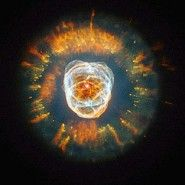 The Eskimo Nebula...