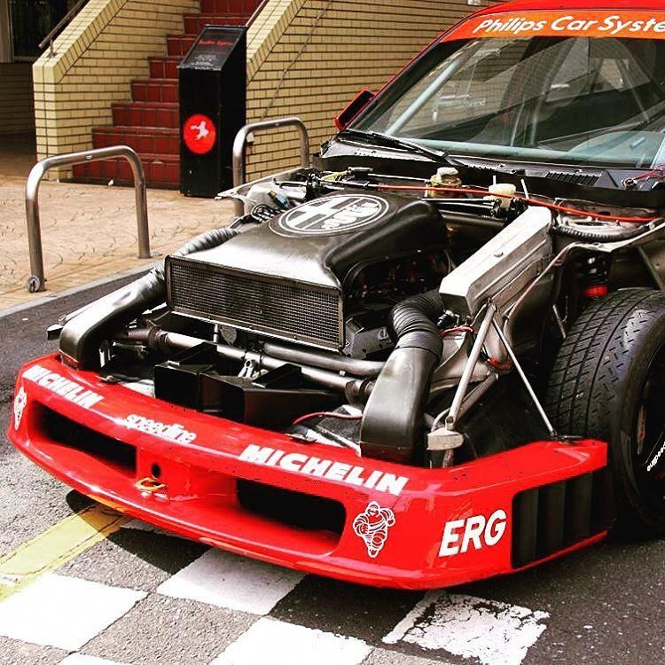 Alfa Romeo 155 V6 TI DTM. #volkswagonclassiccars