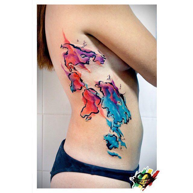 41 tatuajes perfectos para cualquiera que ame viajar amazing 41 tatuajes perfectos para cualquiera que ame viajar gumiabroncs Images