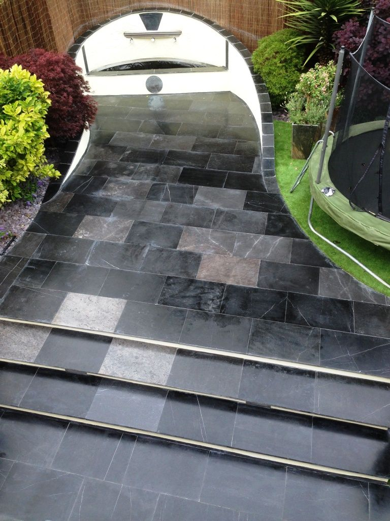 Exceptional I Was Asked To Clean A Limestone Patio At A Property In The Affluent  Neighbourhood Of