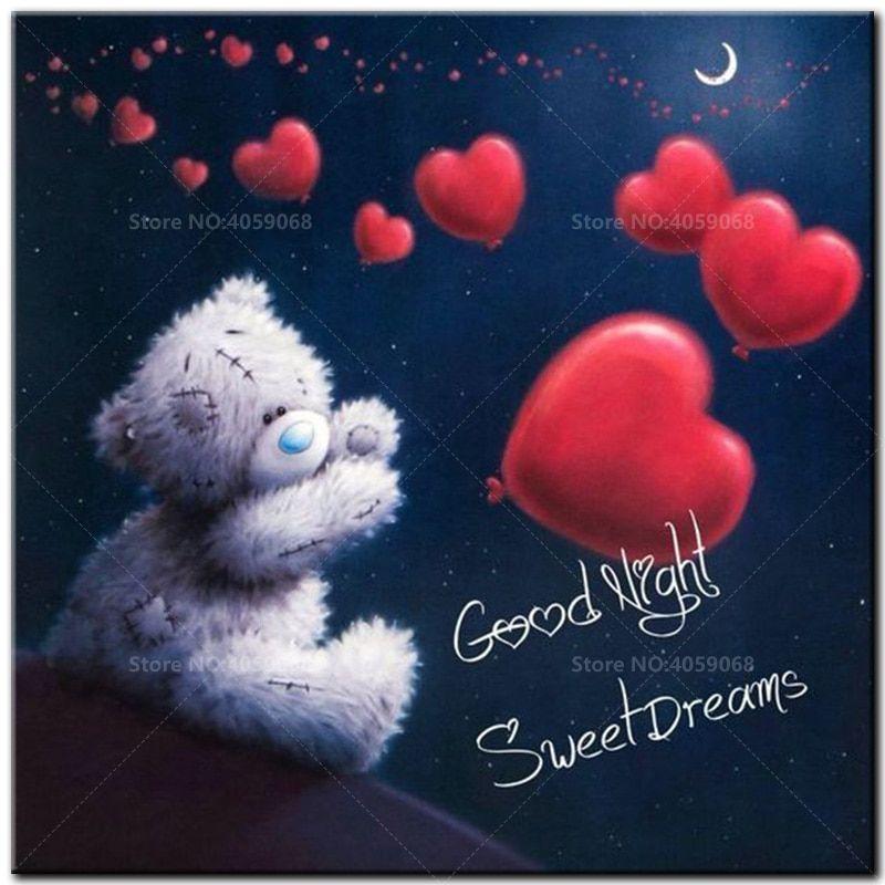 Träum und schlaf süß mein schatz gut Gute Nacht