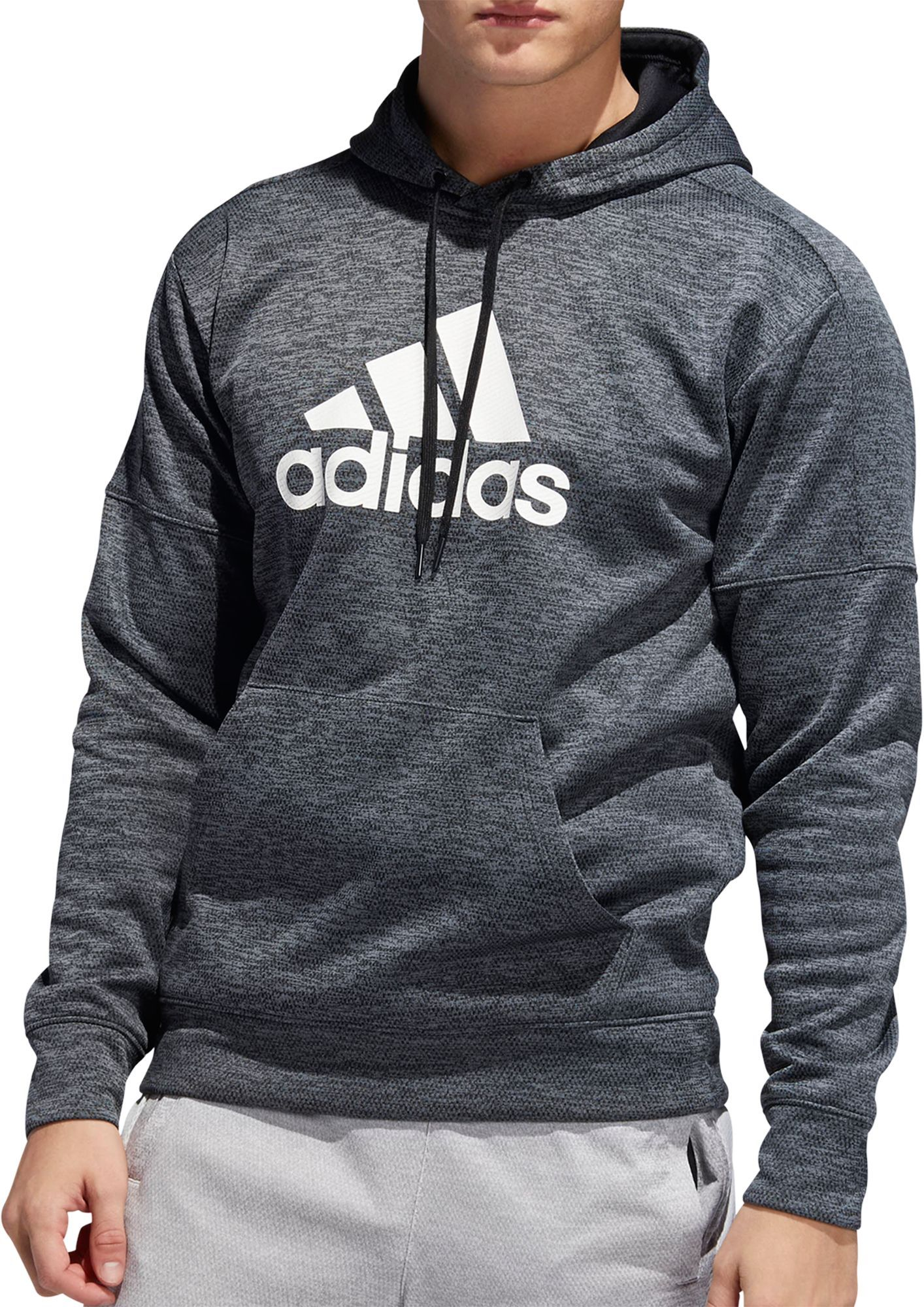 060f4004 adidas Men's Team Issue Badge Of Sport Hoodie in 2019 | Products ...