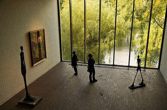 Louisiana Museum, Denmark